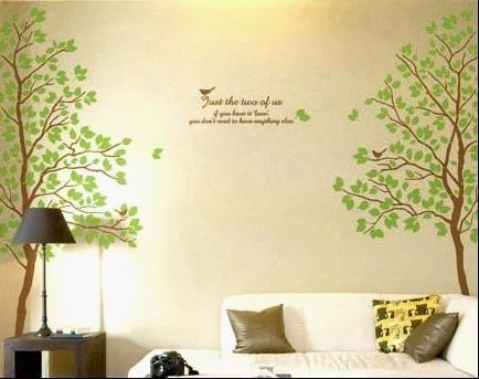 Tree Art Decor Mural Vinyl Wall Paper Sticker Decal 092